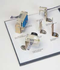 harness board fixturing easy wire components above board components above board 4