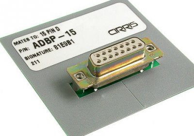 adbp - 15 Pin D - Female