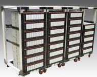 Extruded Aluminum Racking Framework